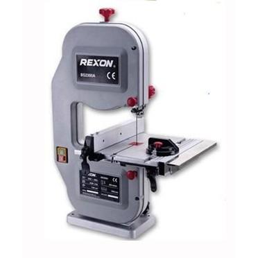 【台灣工具】 台灣製造 REXON 力山 新型 BS2300A 9吋桌上型帶鋸機 木工 切割機 非舊型BS10