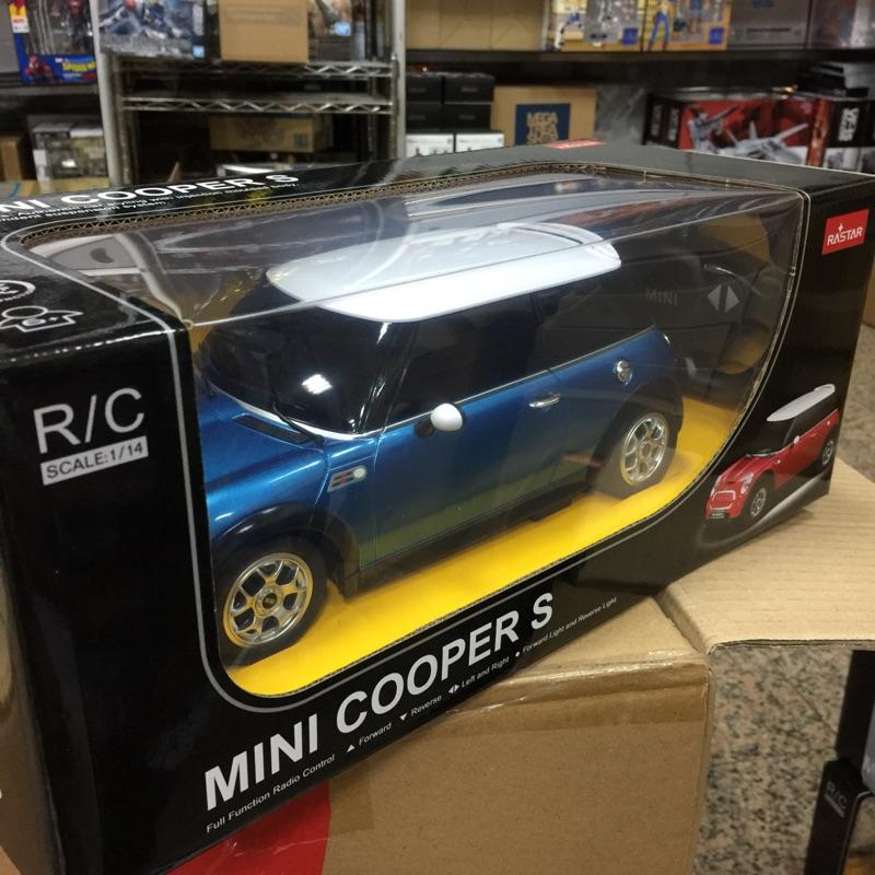 Mini Cooper 1:14 遙控車 顏色隨機出貨
