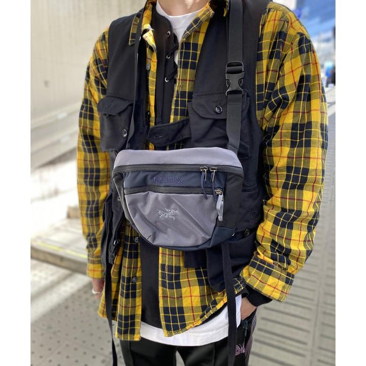 ARC'TERYX × BEAMS 側背包 腰包 肩背包《預購商品》