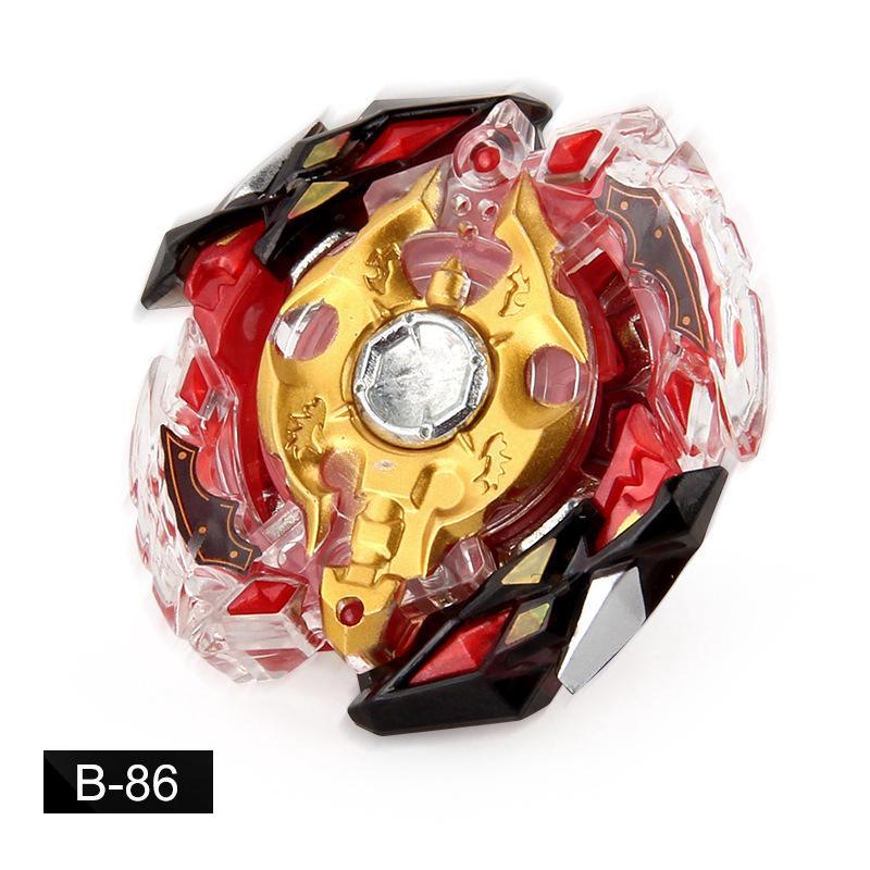 🌈本趣玩具館🌈 陀螺 跨境熱賣 小體積單 款袋裝 BB86爆裂陀螺 世代戰斗爆旋陀螺 兒童玩具