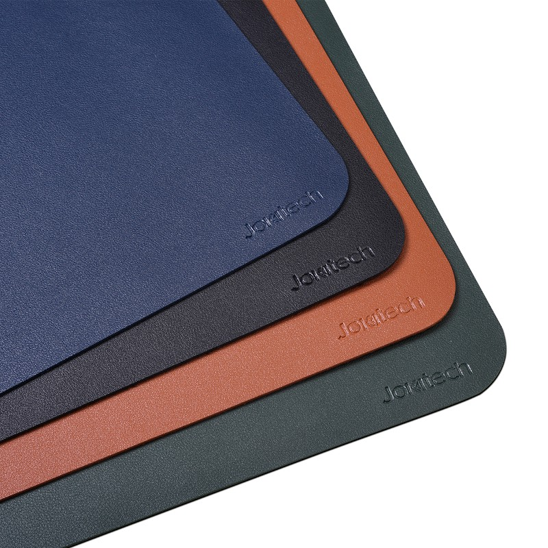 Jokitech 加大加寬防滑 PU皮革多功能滑鼠桌墊 電腦桌墊 85x45cm 滑鼠除舊佈新桌墊 5款任選