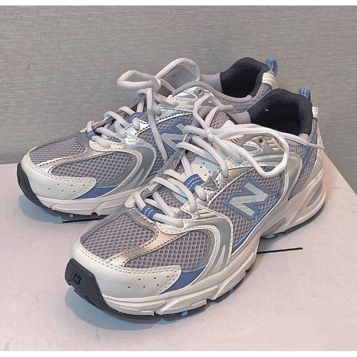 New balance 530 老爹鞋 NB530 MR530KC 奶油 奶油藍 霧霾藍 藍白 白藍 復古