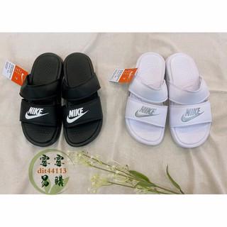 【霉霉易購】Nike Benassi Duo Ultra Slide 拖鞋 忍者拖鞋 雙帶拖鞋 819717-100