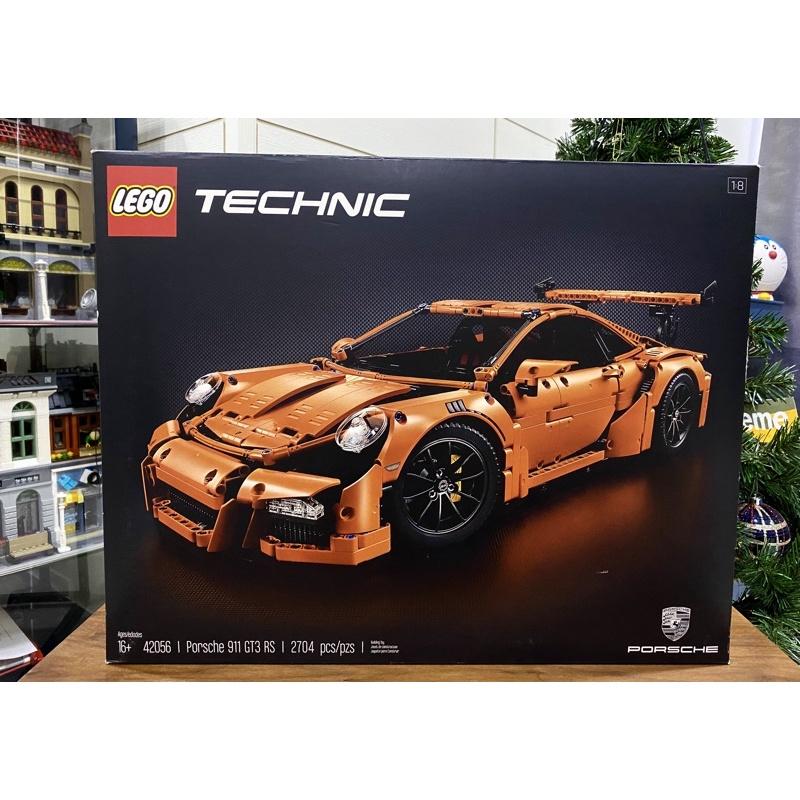 💯現貨💯 全新 樂高 LEGO 42056 Porsche 保時捷 911 GT3 RS  1:8 daniel