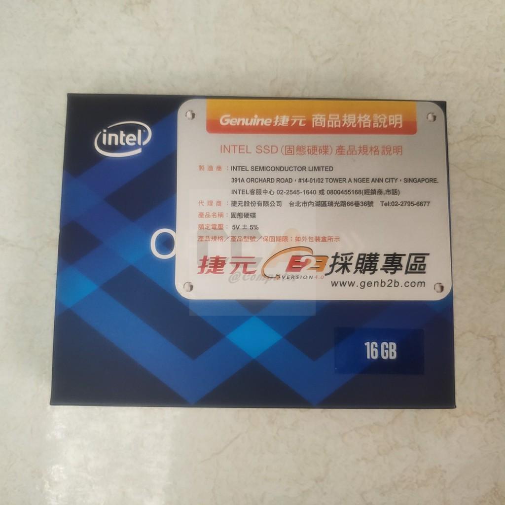【CCA】Intel 英特爾 Optane Memory 16GB  硬碟加速記憶體 (特價)