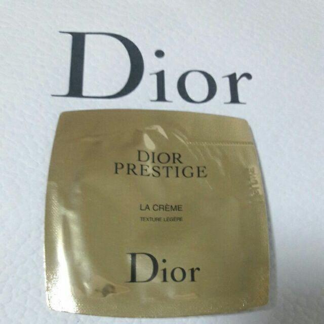 💋全新Dior專櫃正品🌟迪奧 精萃再生花蜜輕質乳霜1ml✔試用包