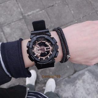 CASIO卡西歐G-SHOCK手表GA-110MMC-1A 100 700 800戶外運動男女時尚潮流手錶