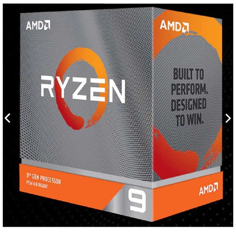 AMD Ryzen™ 9 3950X AMD R9-3950X 【16核/32緒】