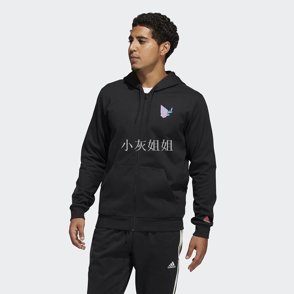 A adidas DAME DOTD 運動外套 男 GP6259
