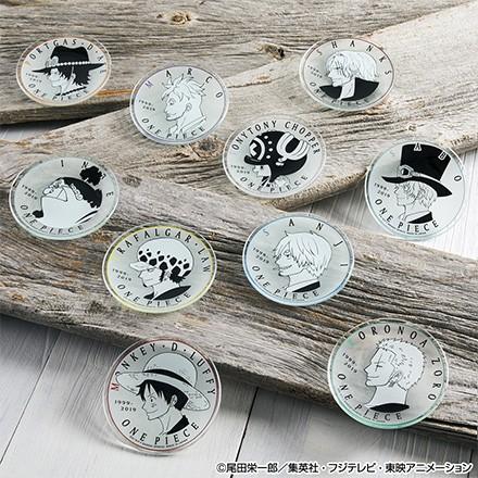 【現貨】海賊王劇場版 一番賞 K賞 記念玻璃小皿 小盤