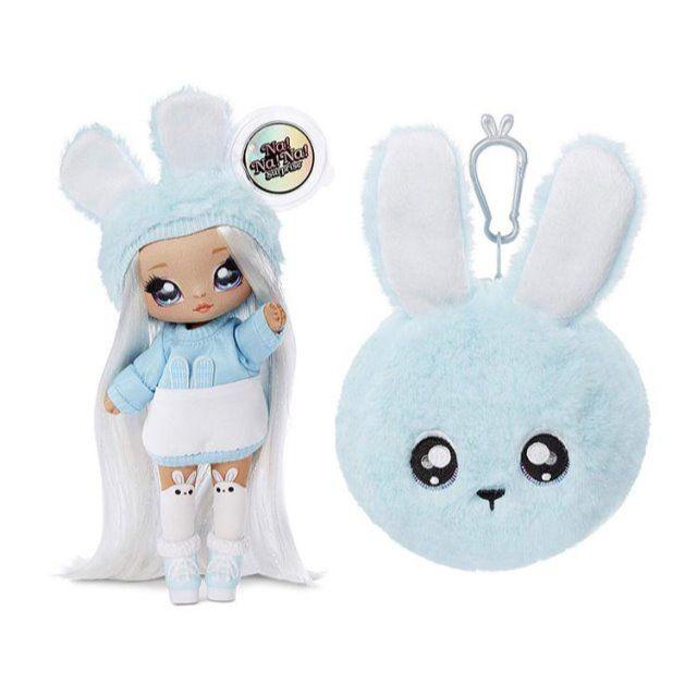 【佳佰酷】nanana surprise美發娃娃女孩盲盒毛絨玩偶抖音盲盒驚喜娃娃公主