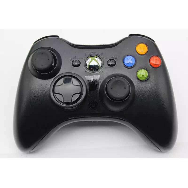 全新XBOX360原廠無線手把 無線手把 搖桿 主機適用 支援 Steam PC 電腦端 有線遊戲手把 電競 360無線