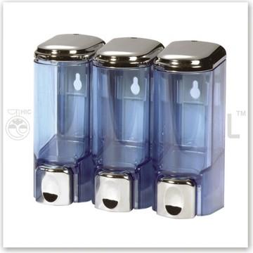 華實給皂機 SBD-068-3AB 200ml*3 三孔 給皂機 給皂器 洗手液給皂器 洗碗精給皂器 沐浴乳給皂器