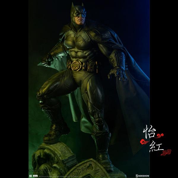 【現貨 爆款】【怡紅】Sideshow SS  300542 DC 新三巨頭 蝙蝠俠 batman PF雕像