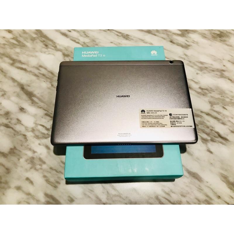 📮9/17更新!降價嘍📮二手機 台灣版HUAWEI MediaPad T3 10平板(9.6吋/16G/追劇/遊戲)