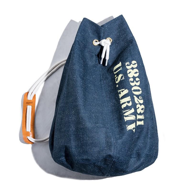 OLD | PUNX 21SS BAG 工裝美式復古大容量雪花軍裝休閒拳擊包【 PUNX 】