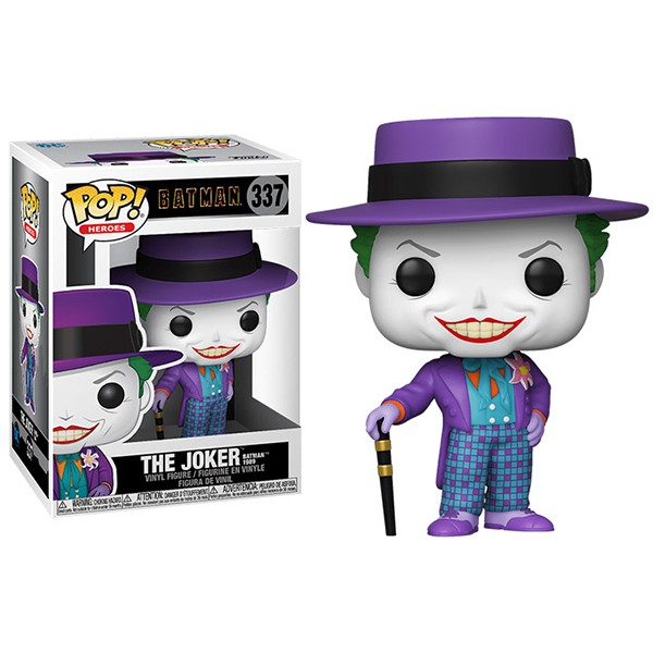 [Paradise] Funko POP! Batman The Joker 1989 蝙蝠俠 - 小丑 1989年造型