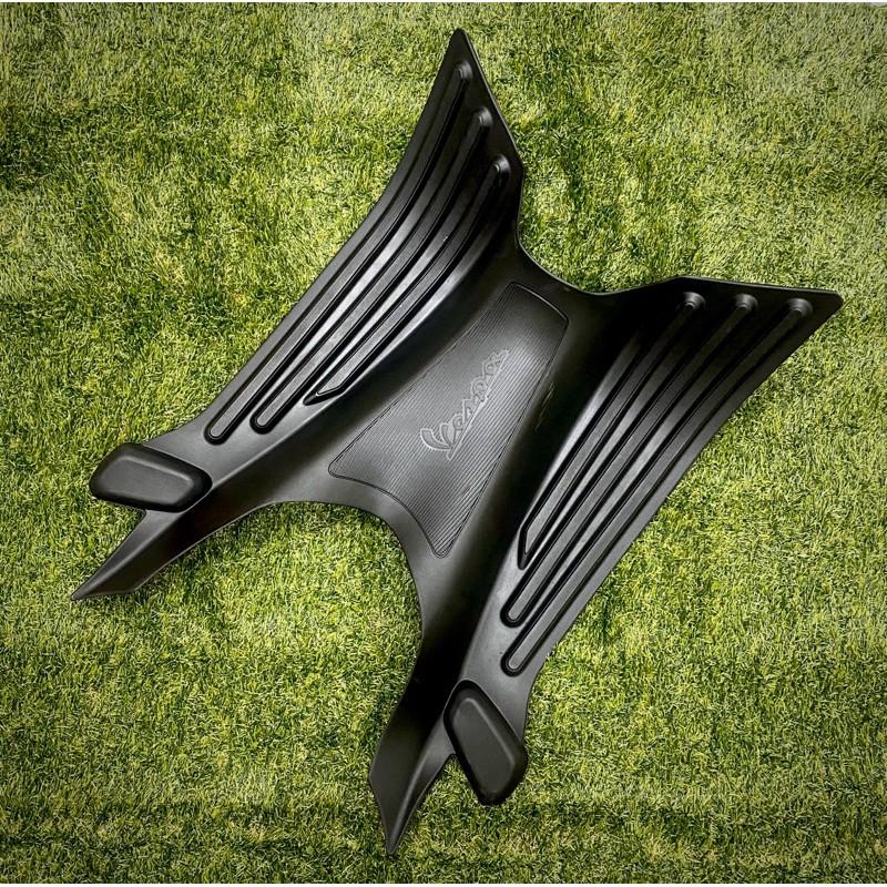 Vespa 特價現貨偉士牌 腳踏墊 春天125 衝刺150 LX125 S150 橡膠 腳踏 黃牌 改裝 保護套