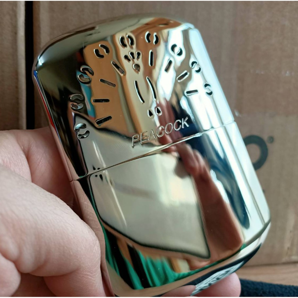【PEACOCK】正品 日本 孔雀牌   S標準型   白金懷爐   連續發熱24小時