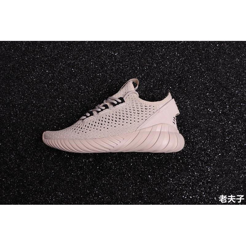 premium selection 0f0e5 f7bde Adidas Tubular Doom Sock PK粉色 愛迪達三葉草小椰子休閑慢跑鞋 運動 男女CG5510