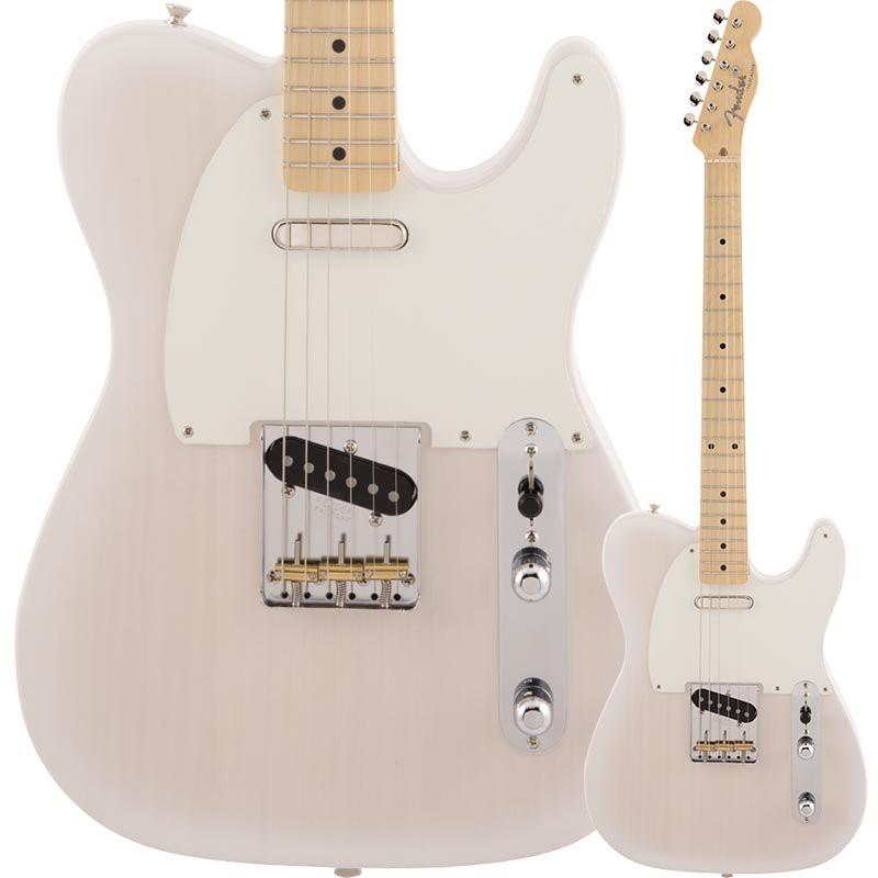 Fender MIJ 2021 TRADITIONAL II 50S TELE MN 電吉他 公司貨 【宛伶樂器】