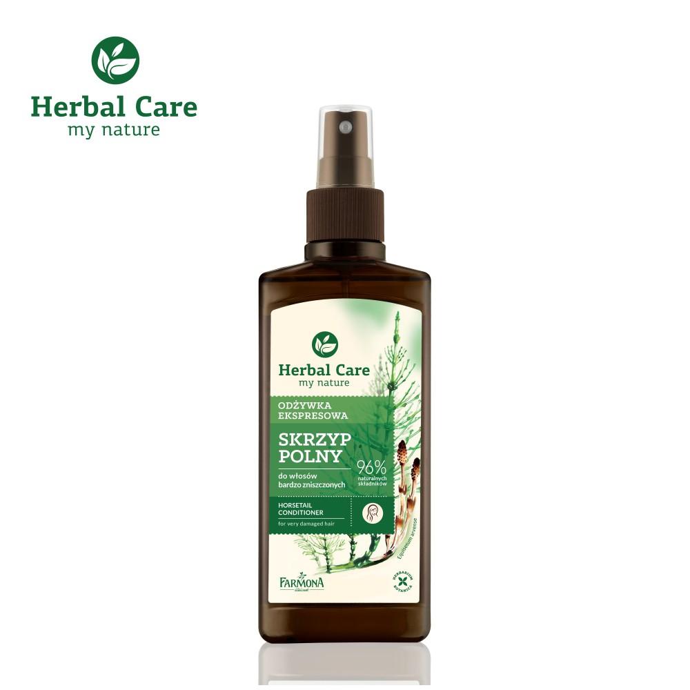 Herbal Care 波蘭植萃 - 馬尾草快速呵護順髮噴霧