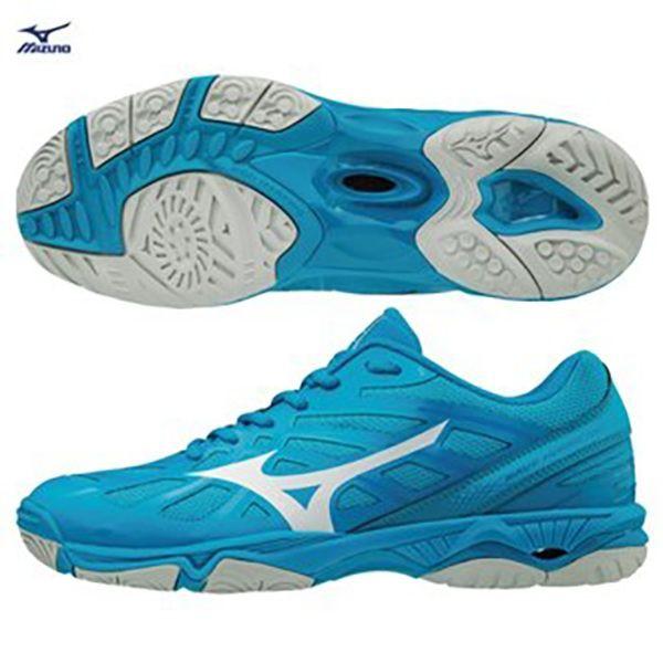 MIZUNO WAVE HURRICANE 3 男排球鞋 V1GA174098