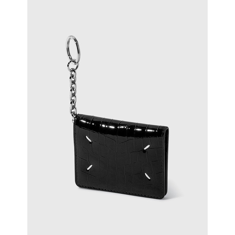 KC_Select ✈ 新品上市 MAISON MARGIELA CROC CARD WALLET 卡夾 短夾