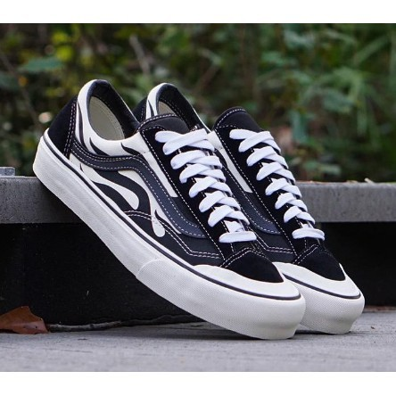 cheaper pretty nice sale online Vans Style 36 Black Flame Decon SF VN0A3ZCJROF 黑火焰 火焰