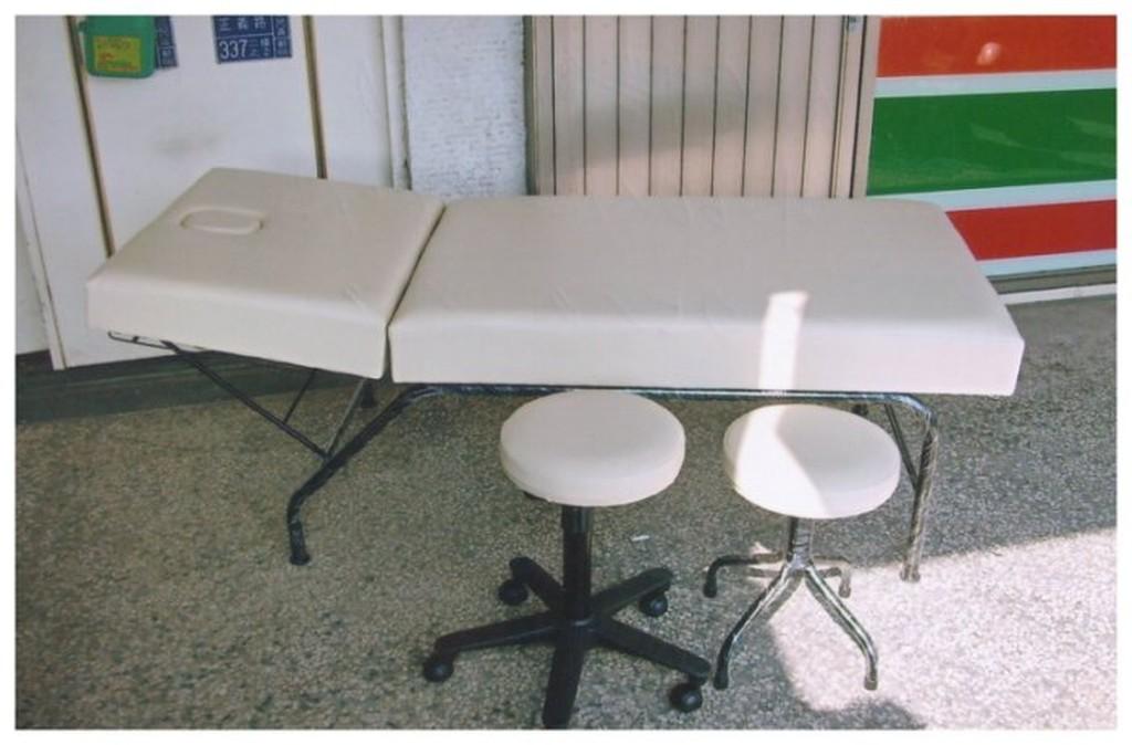愛飛翔 A-6傳統兩用床 中 不含椅 不鏽鋼 美容床【非台南、高雄請另問運費】