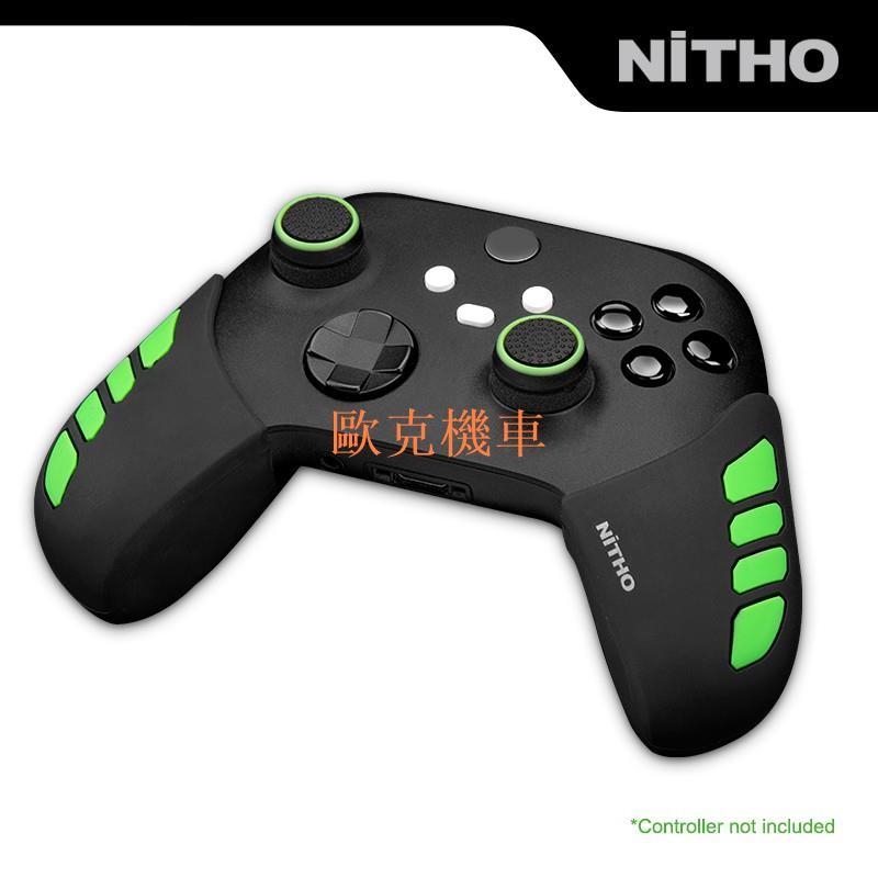 歐克機車#【NiTHO】耐托 XBOX Series X/S XBOX One手把套 果凍套 保護套 防滑套 橡膠