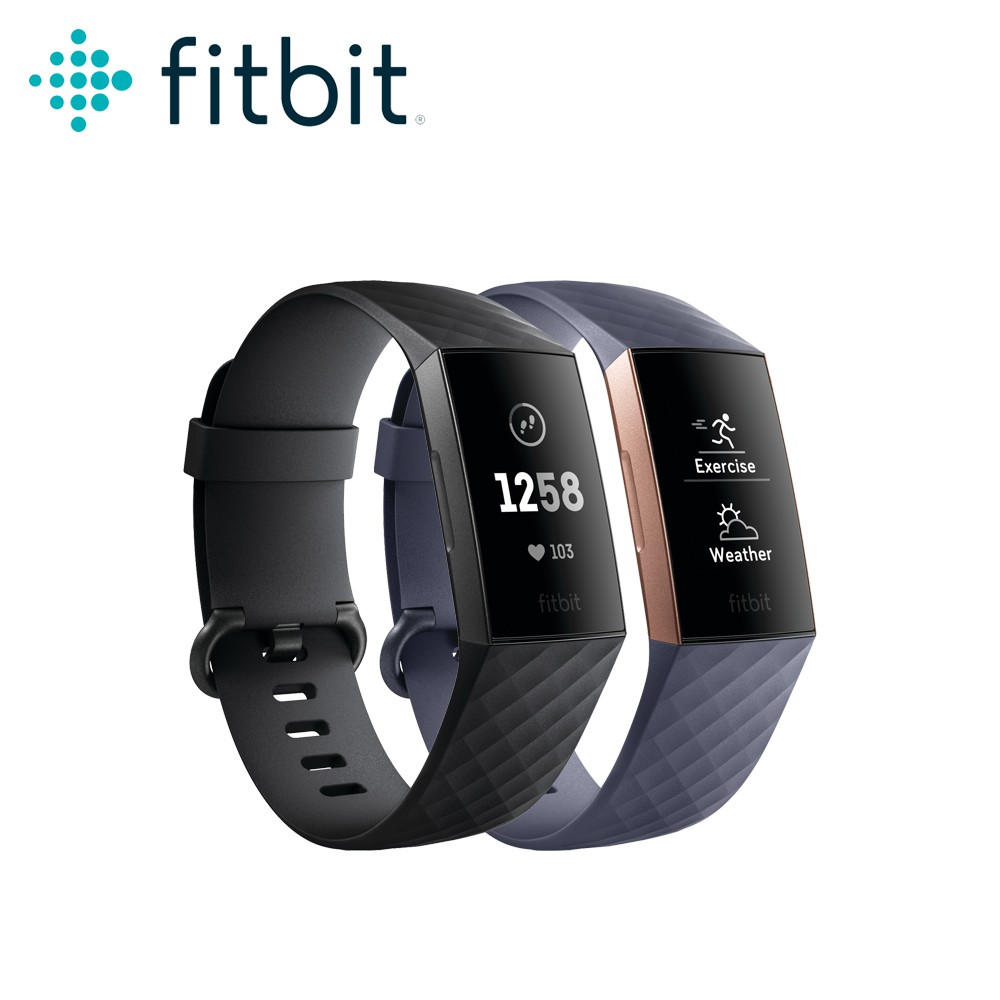 Fitbit Charge3 智慧手環