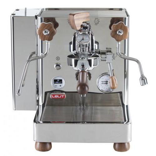 Lelit Bianca PL162T 110V 雙鍋爐義式濃縮咖啡機 可變壓 E61沖煮頭