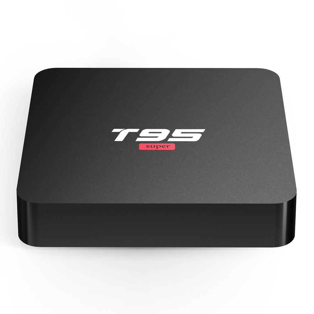 【安卓電視盒】T95 super 安卓10.0 全志H3 2/16G 高清网络电视机顶盒 4K TV BOX
