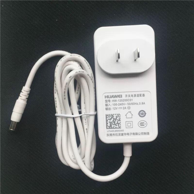 華為 原裝電源 12V 2A / DC 5.5mm*2.1mm / B715 4G分享器 可用