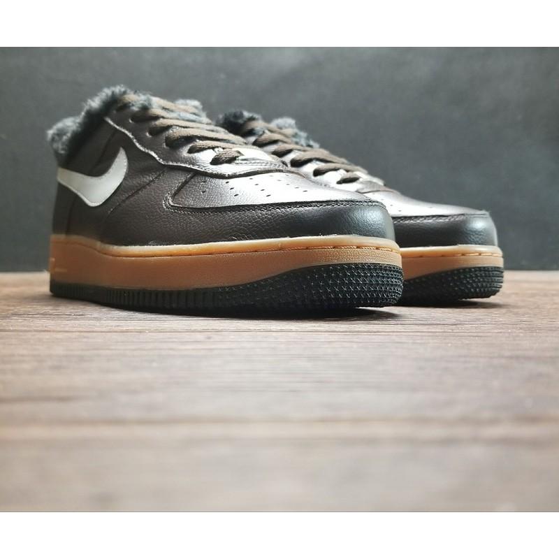 日韓代購AJ4234-200 Nike Air Force 1 Low GS Full Moon AF1 棕銀灰限時 ... 902dc0625f2e