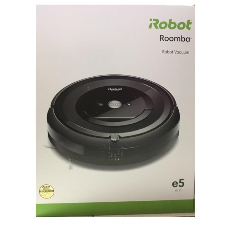 (降價商品)美國iRobot Roomba e5 wifi掃地機器人