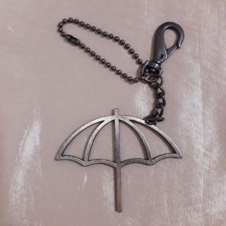 Arnold palmer雨傘牌古銅金吊飾 鑰匙圈