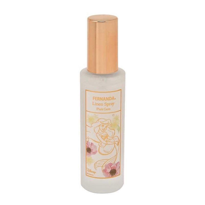 (預購)【FERNANDA】日本迪士尼 小美人魚艾莉兒 身體香氛噴霧 香水