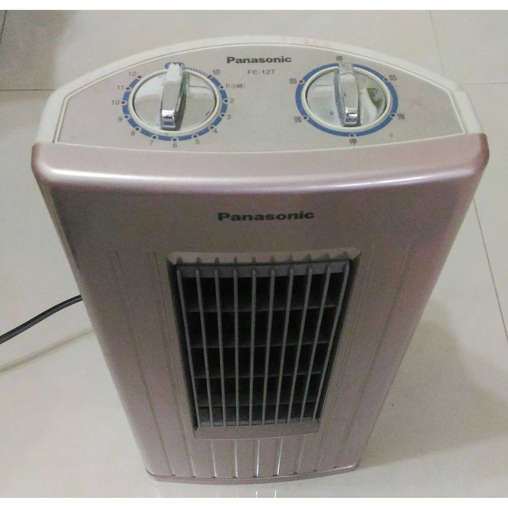 國際牌 Panasonic FE-12T 直立式 陶瓷 電暖器 暖風機  有定時功能  售680元  可面交