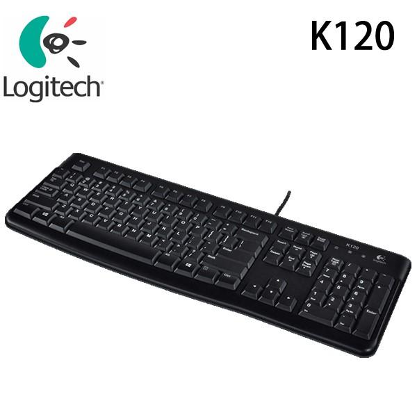 logitech 羅技K120 USB有線鍵盤