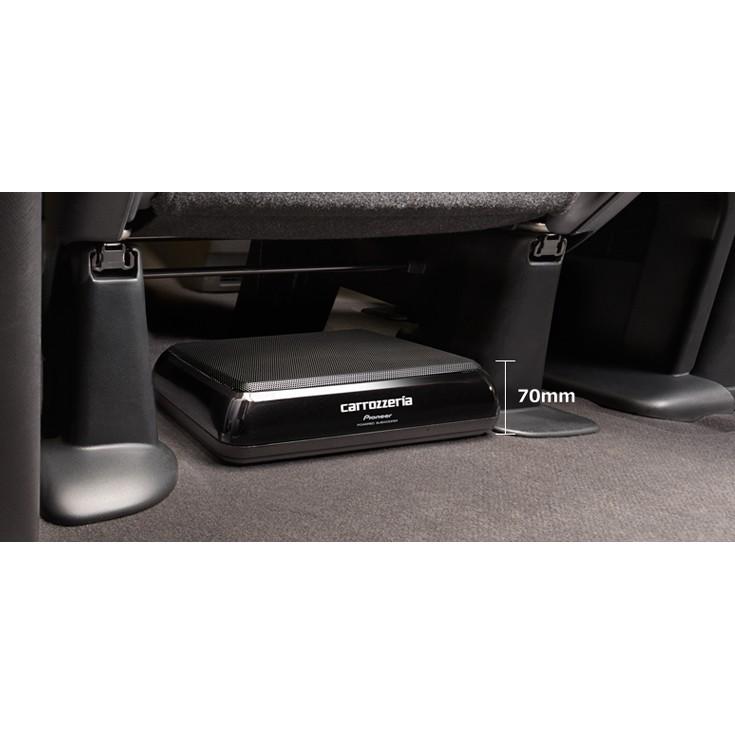 先鋒 Pioneer TS-WX120A 超薄型主動式重低音喇叭 150W 正公司貨