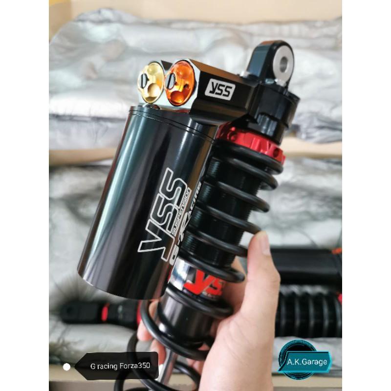 Moto橘皮 FORZA 300 350 YSS 後避震 XMAX nmax R15 NINJA400 forza750
