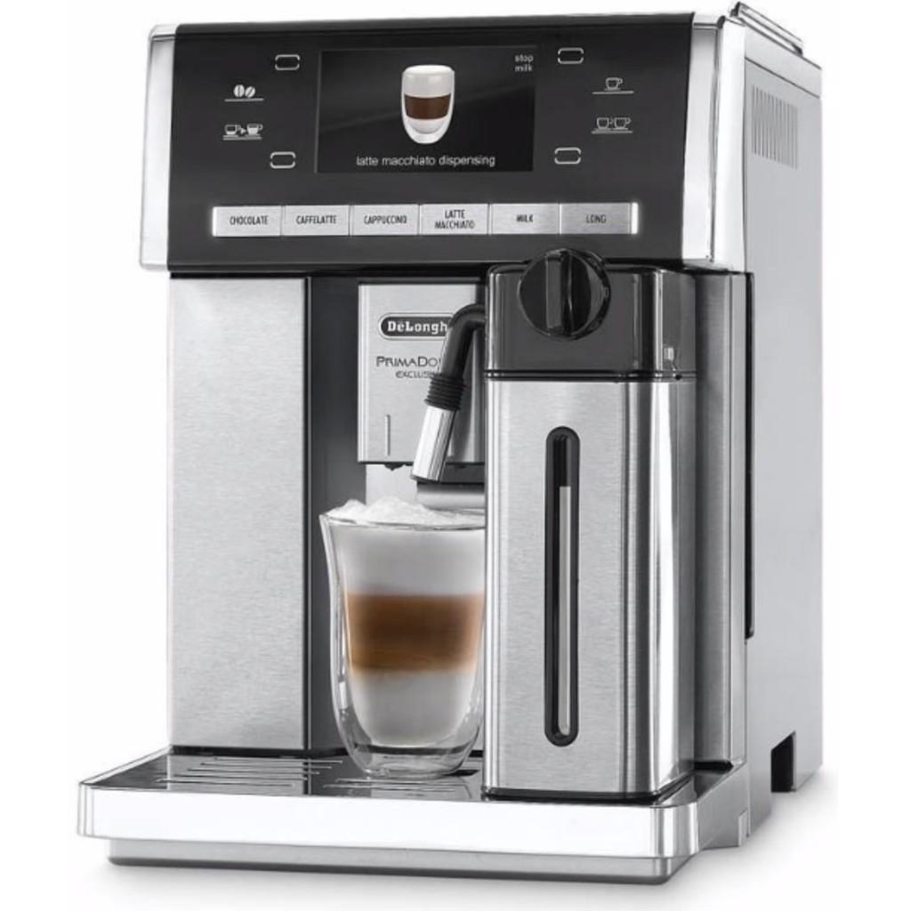 *德國原廠正貨*DeLonghi PrimaDonna ESAM 6900.M 迪朗奇咖啡機