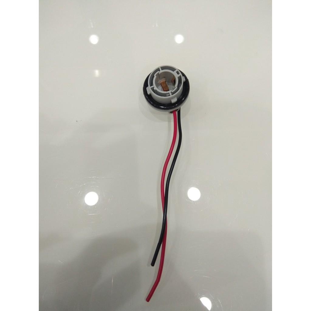 1156 平腳 帶線 燈座 P21/5W 小燈 尾燈 方向燈 煞車燈 倒車燈 K6 K7 K8 K9 LED 鹵素