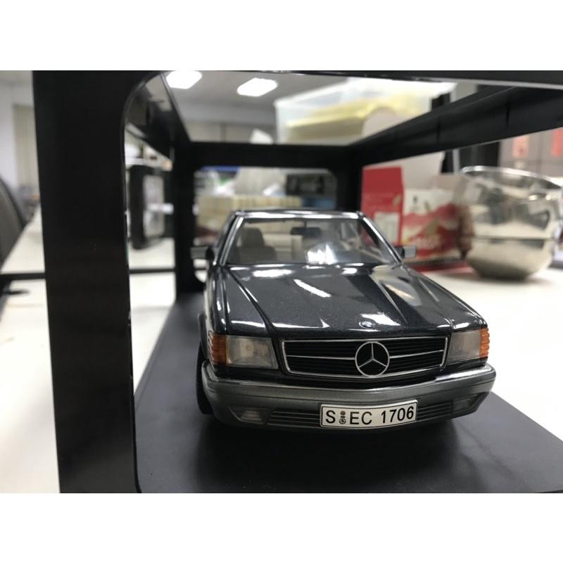 Autoart Benz 560 SEC