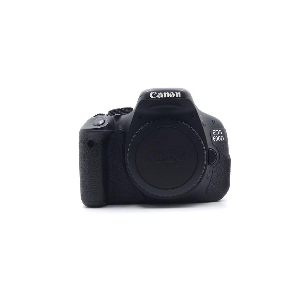 【曼尼3C】Canon EOS 600D 單機身 二手 APS-C 單眼相機 快門次數約45,987 #36617