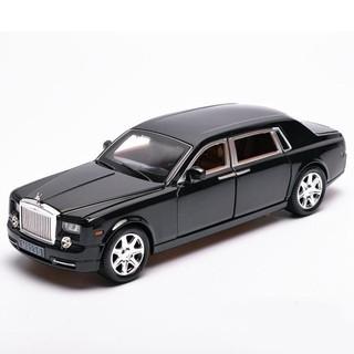 【國王玩具】1:24 1/ 24 Rolls-Royce PHANTOM 勞斯萊斯 幻影 金屬 合金 聲光 迴力車 模型車 屏東縣