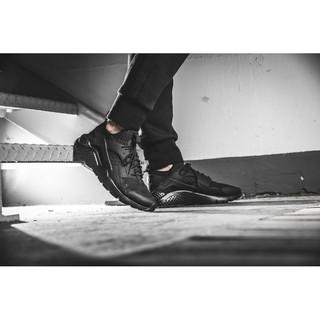 【潮代】Nike Air Huarache Run Ultra 全黑 武士鞋 慢跑 男女 情侶鞋 833147-001 新北市