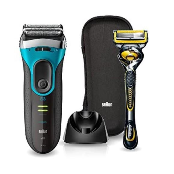 [現貨可刷卡] 德國百靈 Braun 3080s-B-P1 3010s升級版 電動刮鬍刀 修剪器 日本/美國平行輸入